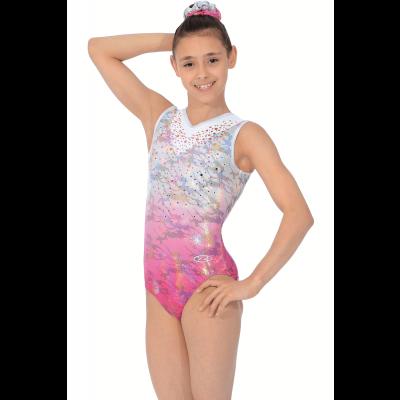 Gimnastični dres DELIGHT Z520 vel. 36 (15+)