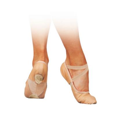 Baletni copati Sansha Silhuette 3L.